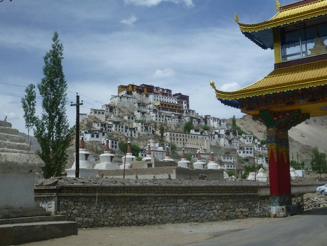 15 Days Royal Enfield Motorcycle Tour Himalaya, India