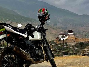 8 Day Guided Essential Bhutan Motorcycle Tour