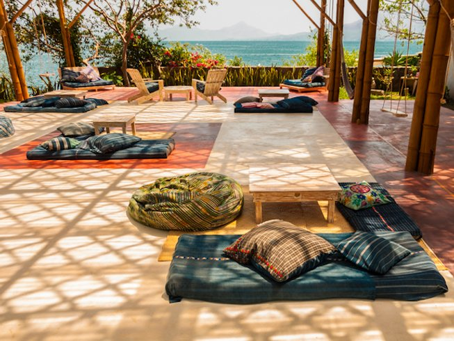 6 Days Women Yoga Retreat in Lake Atitlan, Guatemala