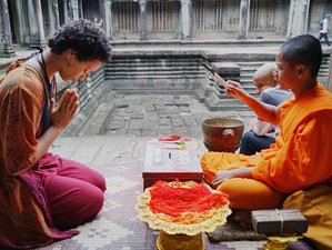22 Days 200-Hour Yoga Teacher Training in Siem Reap, Cambodia