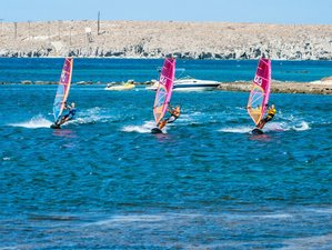 7 Days Beginner Windsurf Camps Greece