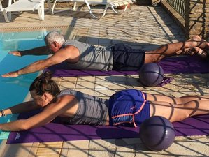 8 Days Pilates and Mindfulness Meditation Retreat in Lefkada, Greece