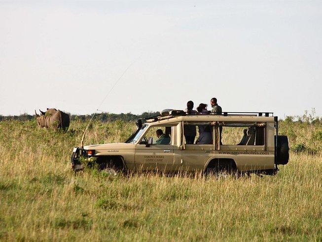 8 Days Adventurous National Park Safari in Kenya