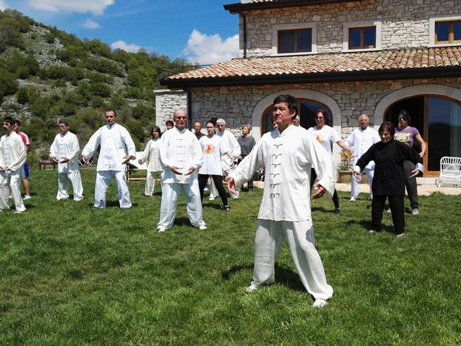 8 Days Tai Chi and Qi Gong Retreat in Abruzzo, Italy