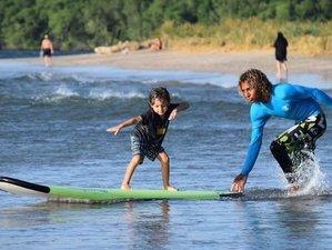 8 Days Beginner Surf Camp in Tamarindo, Costa Rica