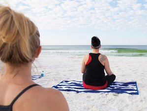 4 Days Ladies' Wine and Yoga Beach Holiday in Florida, USA