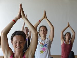 30 Days 300-Hour Yoga Teacher Training in Italy