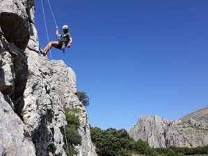 10 Day Trust Yourself Yoga Holiday and Climbing in Malaga