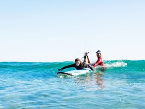 3 Tage Surf und Yoga Camp in Byron Bay