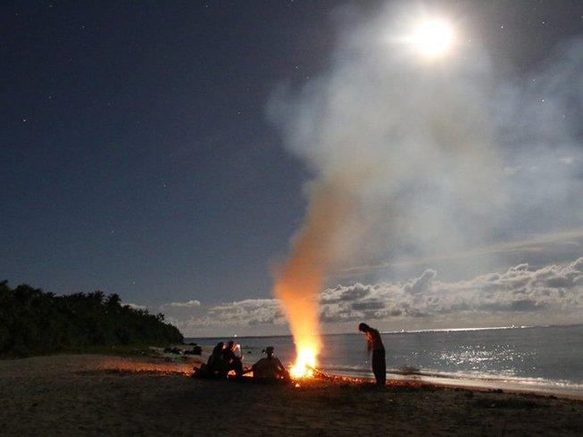 6 Days Authentic Mentawai Surf Camp