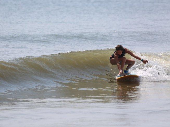 6 Days Summer Surf Camp in Outer Banks, North Carolina, USA
