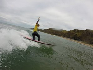 5 Days Wave Surf Camp UK