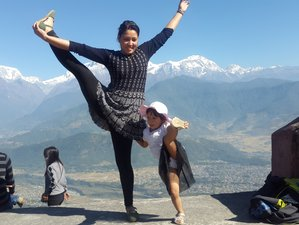 5 Tage Meditation und Spiritueller Yoga Retreat mit Sightseeing in Kathmandu, Nepal