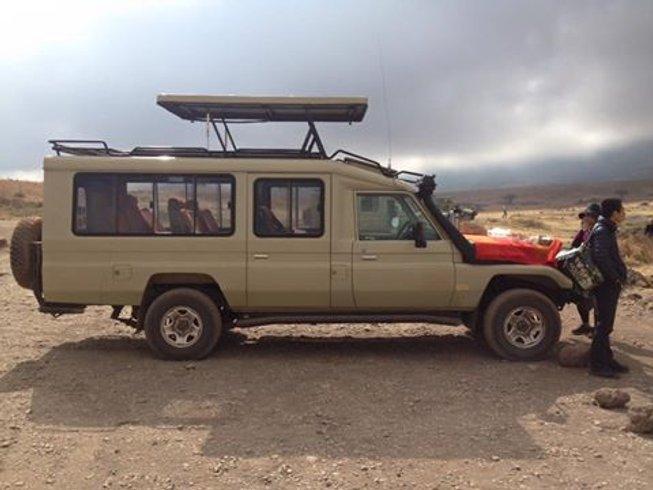 2 Days Budget Tarangire and Ngorongoro Crater Safari in Tanzania