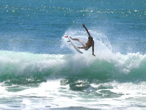 4 Day All Levels Surf Retreat Package in Jaco, Puntarenas