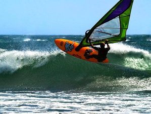 6 Day Point Break Watersports Windsurfing Camp in Corralejo, Fuerteventura