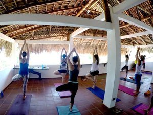 8 Days Surf, Flow, and AcroYoga Retreat in La Libertad, El Salvador
