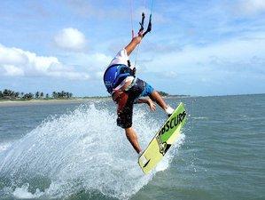 7 Days Kitesurfing Surf Camp Brazil