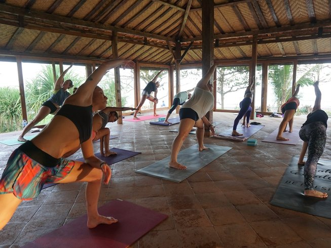 22 Days 200-Hour Yoga Teacher Training in Bali, Indonesia