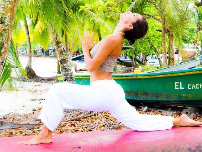 8 Days Blissful Yoga Retreat in Costa Rica