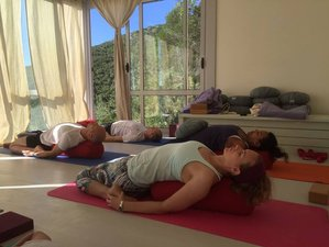 7 Days Eight Limbs Investigation Yoga Retreat Greece