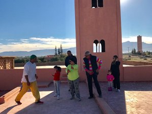 30 days of Internal Martial Arts, Self Defense, and Mindfullness in Marrakech, Morocco