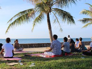 4 Days Weekend Meditation and Yoga Retreat in Cambodia