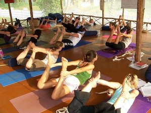 27 Days Level 2 Ashtanga/Hatha TTC in Goa