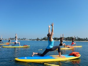 4 Days Women SUP, Wine and Yoga Retreat USA