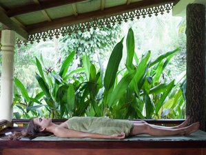 8 Days Cookery, Yoga, and Ayurveda Retreat in Kalutara, Sri Lanka