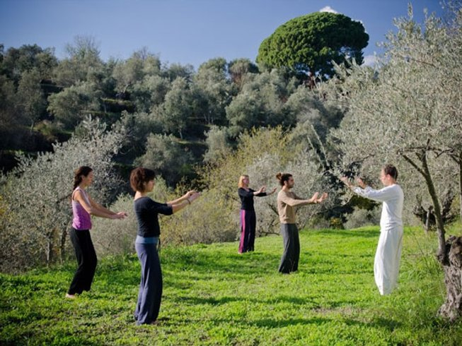 4 días vacaciones de yoga y gastronomía en España