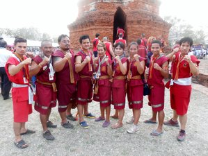 5 Days Muay Boran Training in Thailand