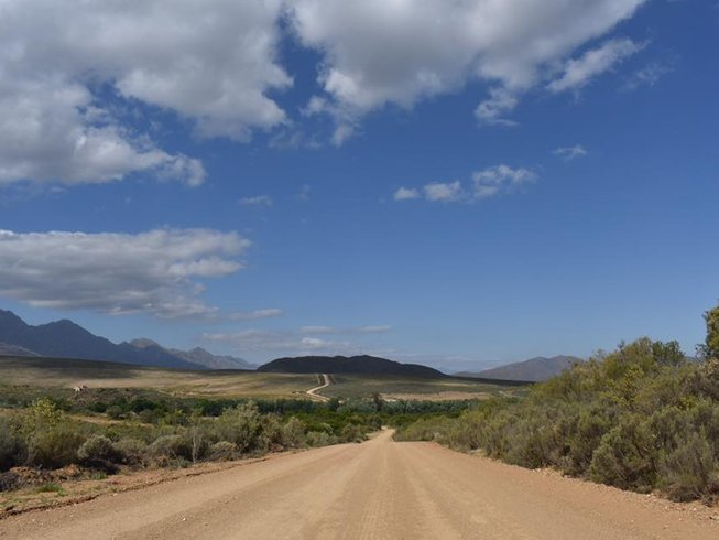 14 Days On-Road South Africa Motorcycle Tour