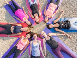 7 Days Nourish Your Soul Yoga and Meditation Retreat in Sicily, Italy