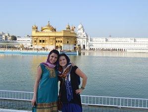 22 Tage Fußstapfen im Himalaya Yoga Retreat in Indien