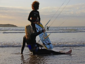 6 Days Beginner Kitesurfing Camp Essaouira, Marrakesh-Safi, Morocco