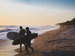 4 Days Surf Vacation Santa Teresa, Costa Rica