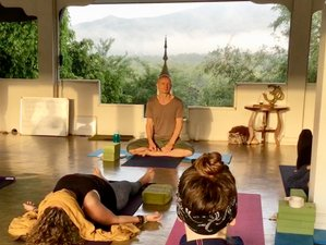"8 Days Yoga Intensive ""The Yoga Mind"" in Chiang Mai, Thailand"