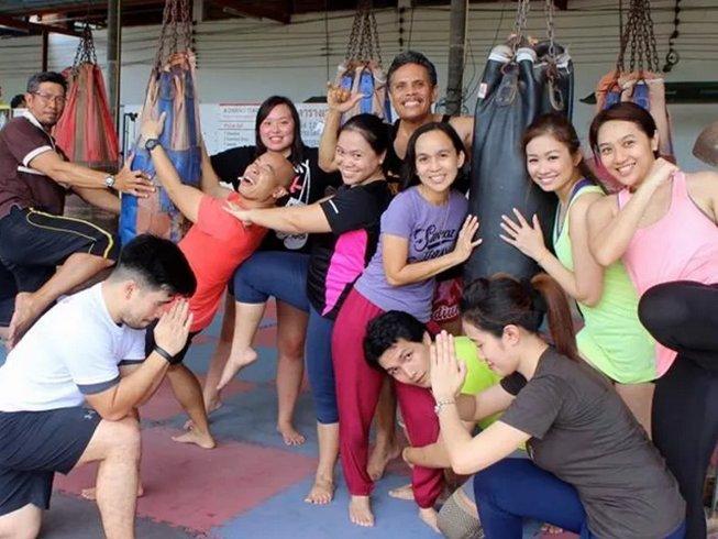 5 Days Muay Thai Training in Thailand