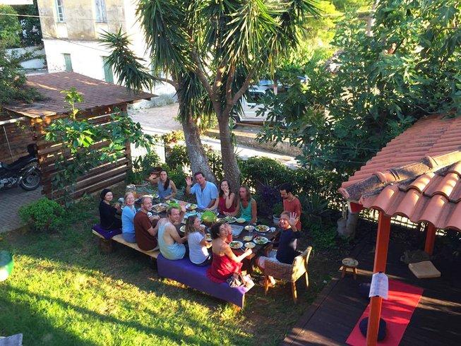 9 Days Kriya Yoga Meditation and Hatha Yoga Retreat in Greece
