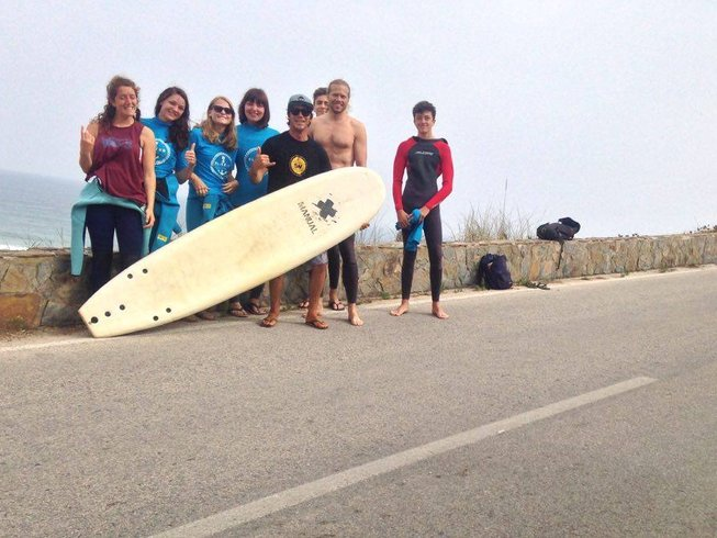 8 Days Magnificent Surfcamp Algarve, Portugal