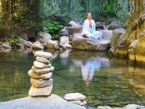 6 Day Rise Blissfully Silent / Yoga, Water Healing, Dance in Umbria, Province of Temi