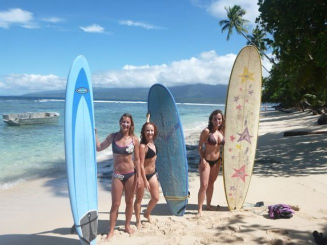 7 Days Exciting Surfari Surf Trip in Viti Levu, Fiji