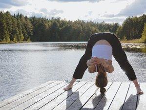 18 Day 200-Hour Yoga Teacher Training near Skinnskatteberg, Västmanland County