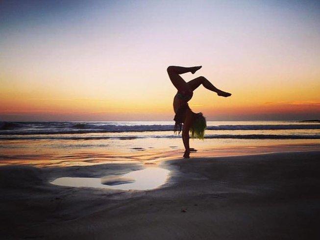 21-Daagse 200-urige Yoga Docentenopleiding in Rivas, Nicaragua