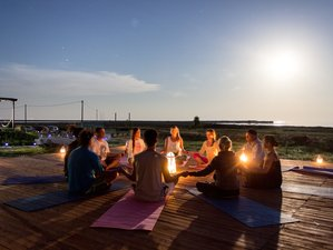 7 Days Water Sports and Iyengar Yoga Retreat in Lemnos, Greece