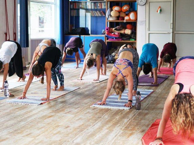15 jours-100h de formation de professeur de yoga vinyasa, Inde