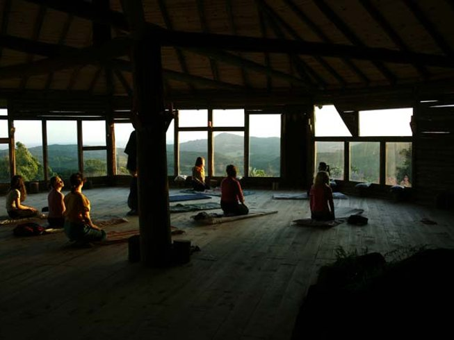 8 Days Yoga and Ayahuasca Retreat in Brazil