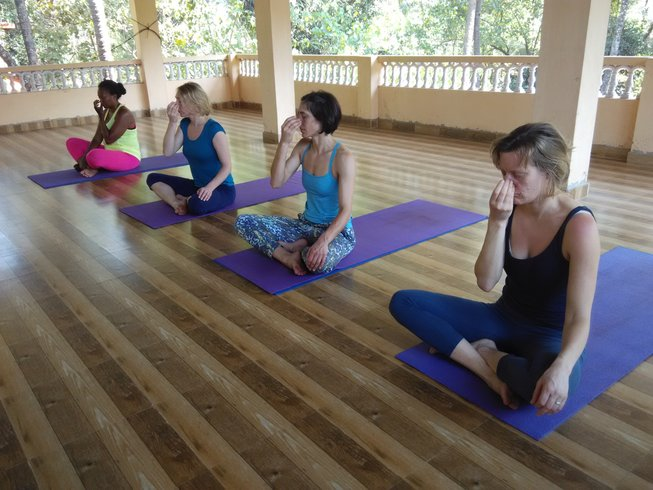 4 Days Budget Detox, Meditation and Yoga Retreat in Kerala, India