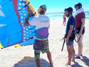 6 Day Flowing Kiter, Kitesurf, Yoga and Surf Camp in Cascais, Lisbon